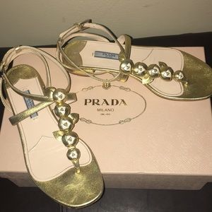 b16f419be4a2f6 Women Prada Calzature Donna Sandals on Poshmark